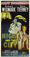 Night and the City Gene Tierney Fine-Art Print