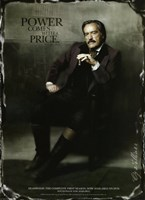 Deadwood Powers Boothe as Cy Tolliver Fine-Art Print