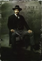 Deadwood Timothy Olyphant as Seth Bullock Fine-Art Print