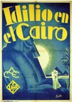Idilio en el Cairo Fine-Art Print