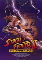 Street Fighter II Movie Fine-Art Print