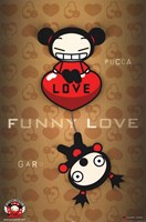 Pucca Club - Animation Fine-Art Print