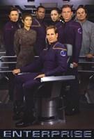 Star Trek: Enterprise Fine-Art Print