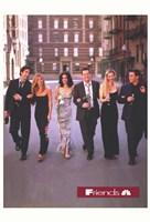 Friends (TV) Wedding Fine-Art Print