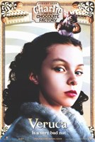 Charlie and the Chocolate Factory Veruca Fine-Art Print