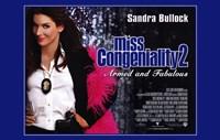 Miss Congeniality 2: Armed and Fabulous Sandra Bullock Fine-Art Print