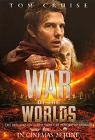 War of the Worlds Tom Cruise Fine-Art Print