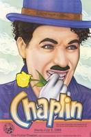 Charlie Chaplin Retrospective Fine-Art Print