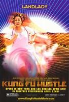 Kung Fu Hustle Landlady Fine-Art Print