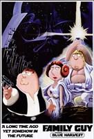 Family Guy Star Wars Jedi Fine-Art Print