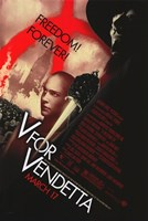 V for Vendetta Fine-Art Print