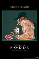 World Series of Poker Strong Hand Fine-Art Print