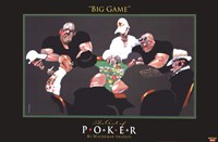 World Series of Poker Big Game Fine-Art Print