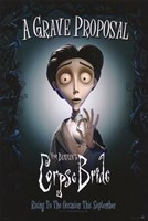 Corpse Bride Grave Proposal Fine-Art Print