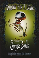 Corpse Bride Throw Him a Bone Fine-Art Print
