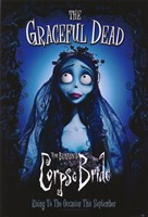 Tim Burton's Corpse Bride Graceful Dead Fine-Art Print