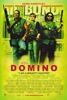 Domino - Neon green Fine-Art Print