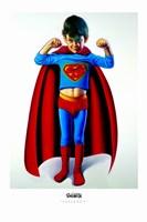 Superboy Fine-Art Print