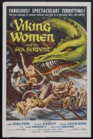Viking Women and the Sea Serpent Fine-Art Print