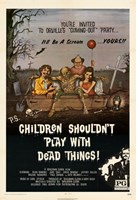 Children Shouldn't Play With Dead Things Fine-Art Print
