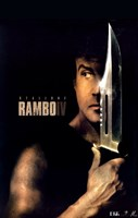 Rambo - knife Fine-Art Print