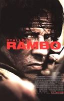 Rambo - Stallone Fine-Art Print