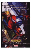 Ultimate Spiderman Fine-Art Print