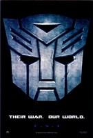 Transformers - style B Fine-Art Print