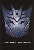 Transformers - style C Fine-Art Print
