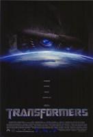 Transformers - style E Fine-Art Print