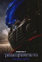 Transformers - style G Fine-Art Print