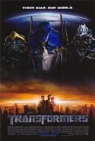 Transformers - style H Fine-Art Print