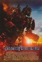 Transformers - style I Fine-Art Print