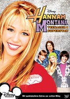 Hannah Montana - German - style A Wall Poster