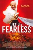 Jet Li's Fearless Fine-Art Print