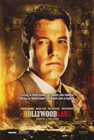 Hollywoodland Ben Affleck Fine-Art Print
