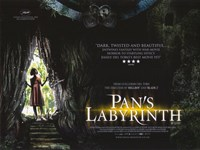 Pan's Labyrinth - little girl Fine-Art Print