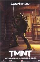 Teenage Mutant Ninja Turtles - Leonardo Fine-Art Print