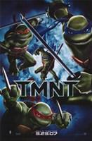 Teenage Mutant Ninja Turtles TMNT 3.23.07 Fine-Art Print