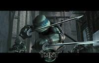 Teenage Mutant Ninja Turtles Leonardo Fine-Art Print