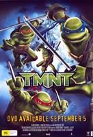 Teenage Mutant Ninja Turtles DVD Fine-Art Print