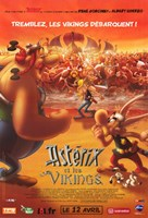 Asterix and the Vikings Fine-Art Print
