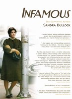 Infamous Sandra Bullock Fine-Art Print