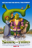 Shrek the Third Royal Treatment Fine-Art Print