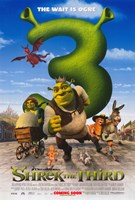Shrek the Third The Wait is Ogre Fine-Art Print