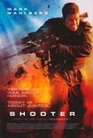 Shooter - Mark Wahlberg Fine-Art Print
