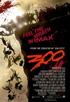 300 Feel the Wriath in Imax Fine-Art Print