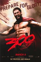 300 Prepare for Glory King Leonidas Fine-Art Print