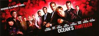 Ocean's Thirteen Fine-Art Print