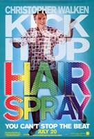 Hairspray - Christopher Walken Fine-Art Print